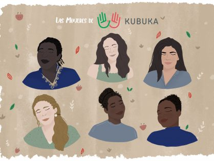 Las Mujeres de KUBUKA 2.0