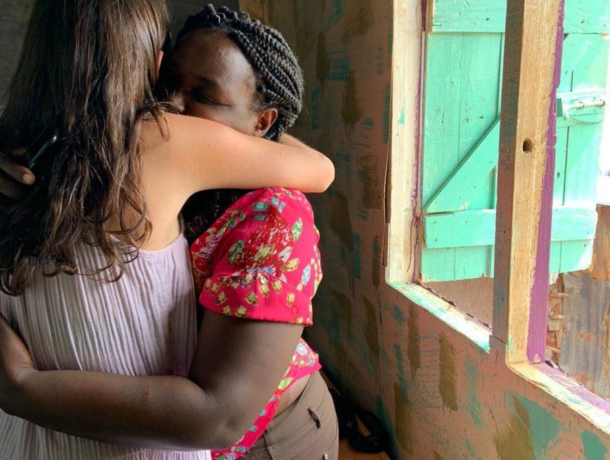 En Kenia reconecté conmigo